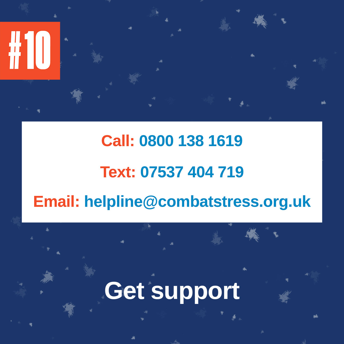 Christmas tip 10 PTSD mental health