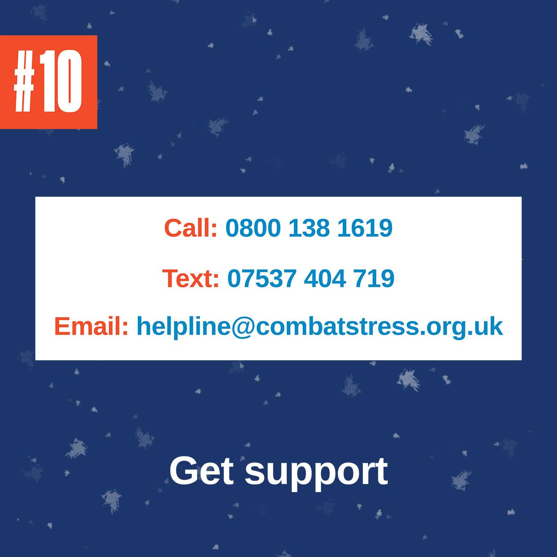 Christmas tip 10 PTSD mental health