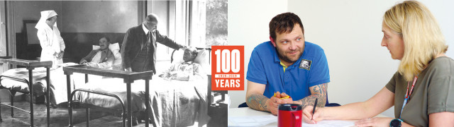Combat Stress Centenary