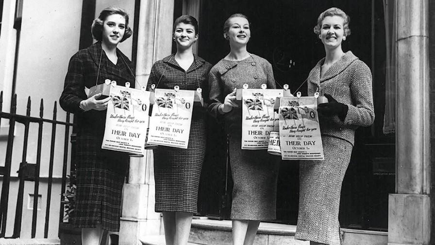 Fundraising in 1950s