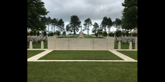 D-DAY MEMORIAL POINTE DU HOC, FRANCE