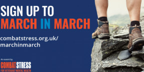 March in March for Combat Stress