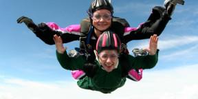 Skydive with Skyline
