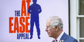 HRH Prince Charles launches The At Ease Appeal