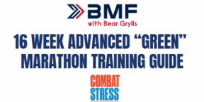 BMF 16 week Advanced GREEN Marathon Training Guide
