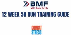 BMF 12 week 5k run Training Guide