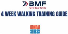 Be Military Fit 4 Week Walking Plan