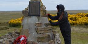 War widow raises over £1,000