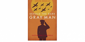 Book release: Behold the Dark Gray Man