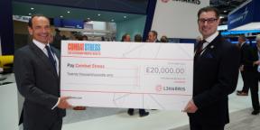 L3Harris donates £20,000