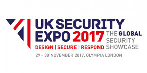 Charity partner of the UK Security Expo 2017