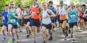 Thorpe Park Half Marathon